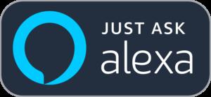 Just Ask Alexa Badge